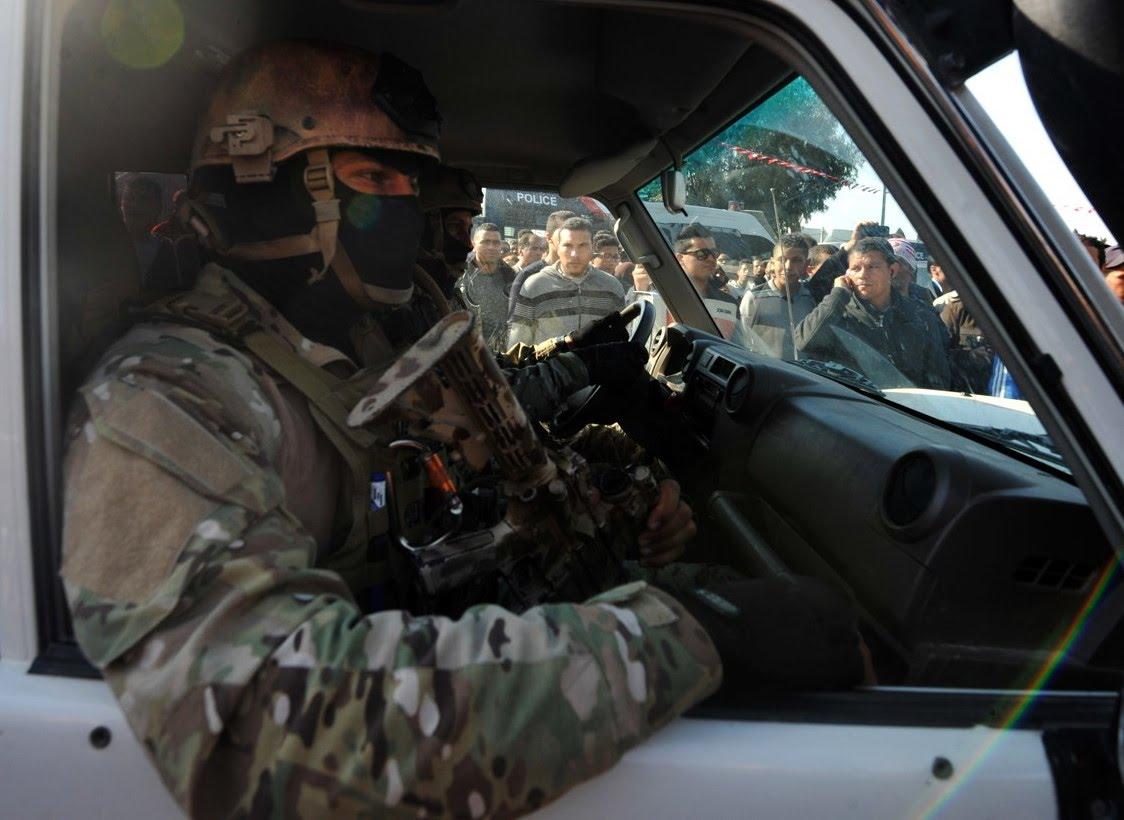 مقتل ثلاثة من كبار قادة تنظيم مسلح متطرف في تونس