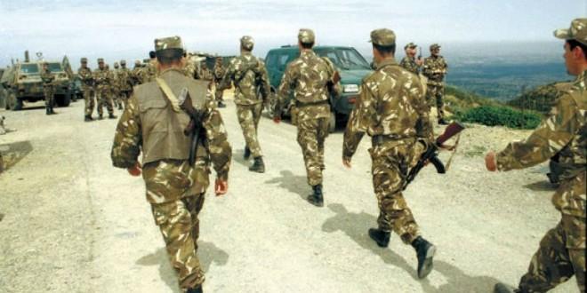 Algerie Lutte Antiterroriste