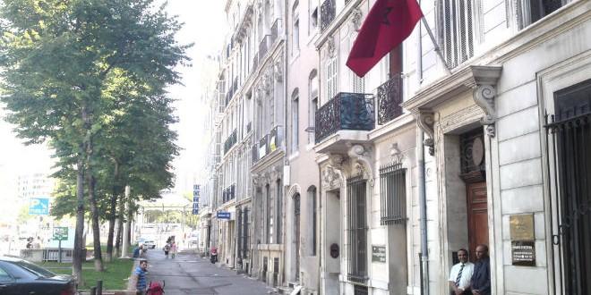 Ambassade Maroc France