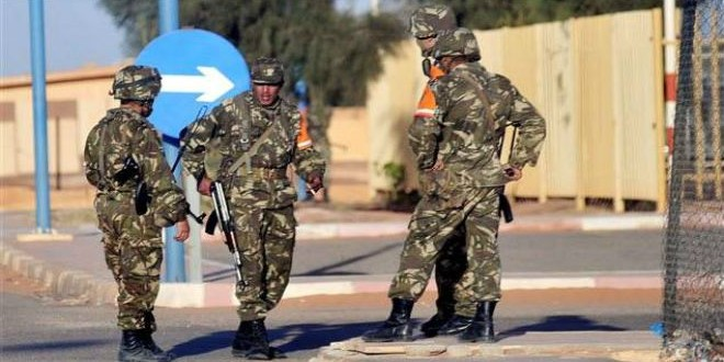 Armée Algérie