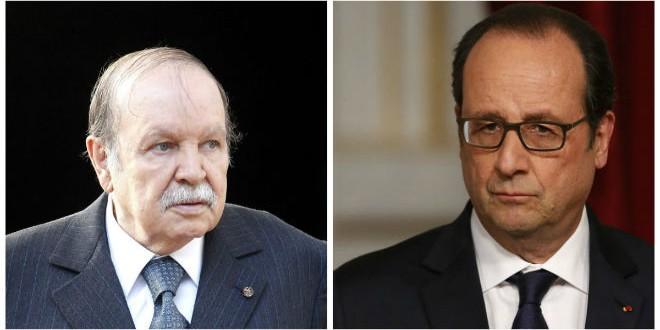 Boutef  Hollande