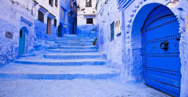 ''أزرق'' شفشاون يجعلها من بين الوجهات العالمية المفضلة لدى السياح