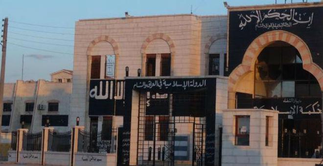 داعش يمنع الأنترنيت في إحدى المدن السورية