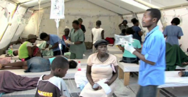 الكوليرا تنتشر بسرعة جنوب السودان