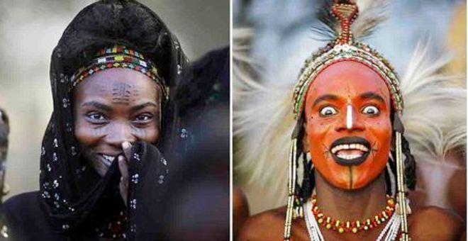 مهرجان ملوك الجمال في قبيلة «ودابي»