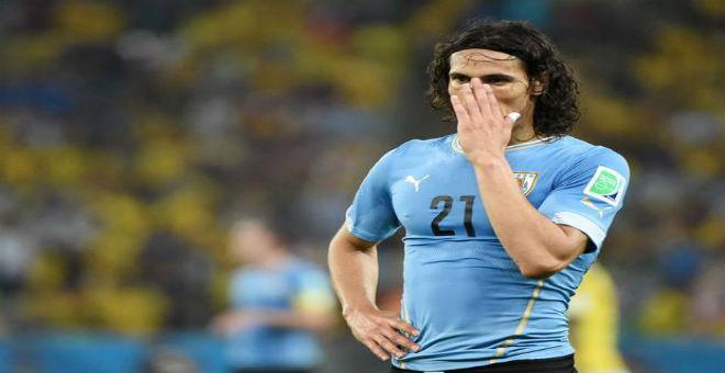 عقوبة جديدة تبعد كافاني عن منتخب الأوروغواي