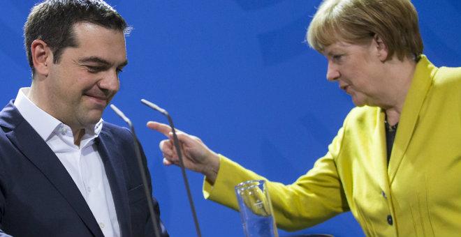 ألمانيا تقترح خروج اليونان من منطقة اليورو مؤقتا