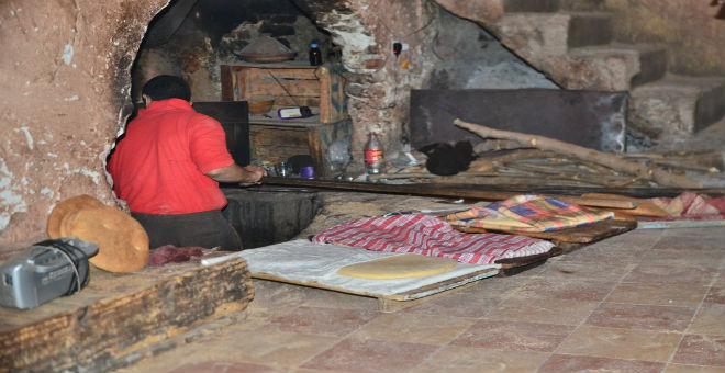 الفرن التقليدي موروث ثقافي في طريقه إلى الإندثار