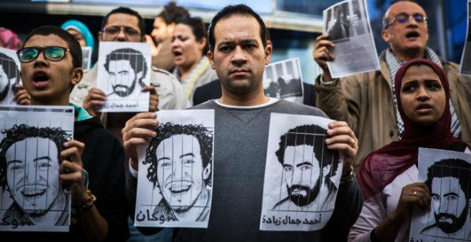 مصر..مشروع قانون الإرهاب يهدد الصحفيين بغرامات مالية ثقيلة
