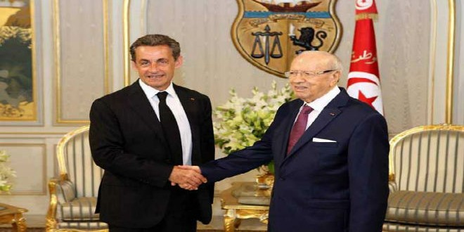 Essebsi & Sarko