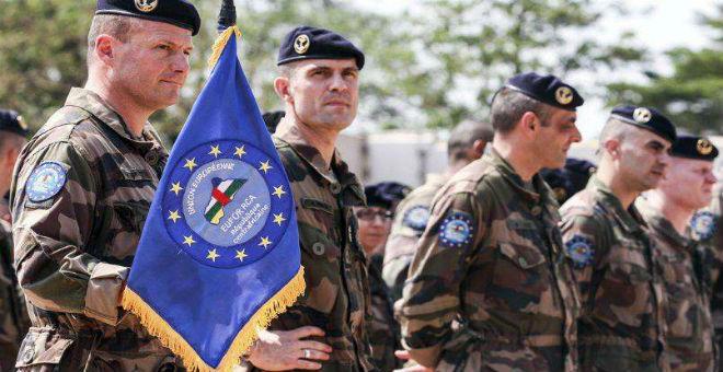 ألمانيا تقترح إرسال قوات أوروبية إلى تونس لمكافحة