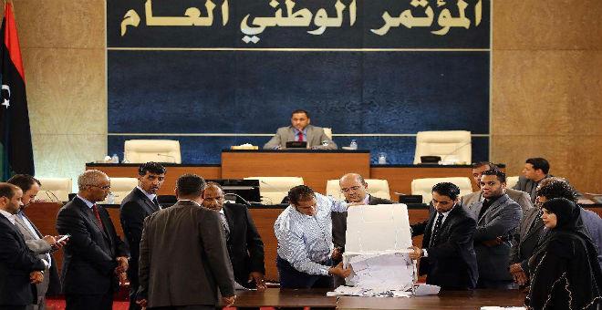 المؤتمر العام الليبي يرفض تعديلات الأمم المتحدة على الاتفاق