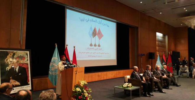المؤتمر الوطني العام الليبي يؤكد على موقفه حول اتفاق الصخيرات