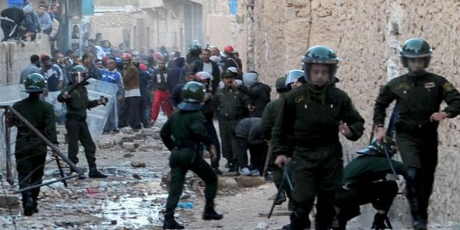 Ghardaia clashes
