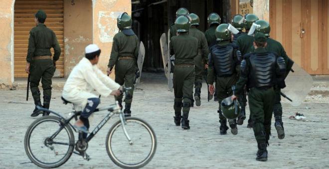 فضيحة جديدة للصحافة الجزائرية ومحاولتها الزج بالمغرب في قضية غرداية