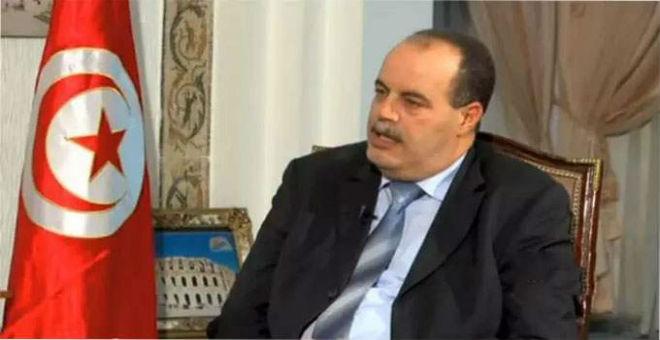 البرلمان التونسي يستمع للغرسلي بسبب الاعتداء على المتحتجين