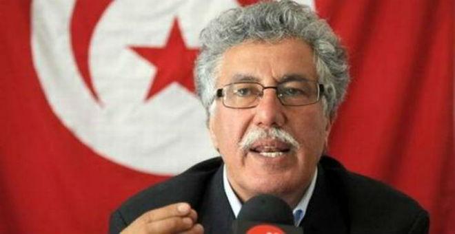 حمة الهمامي يطالب وزير الداخلية التونسي بتقديم استقالته