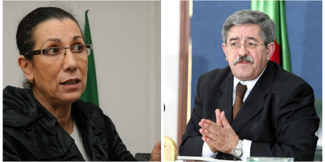 Hanoune vs Ouyahia