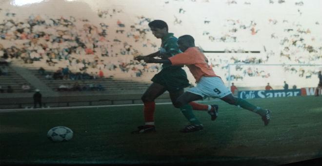 ذكريات اللاعب الشمامي مع المنتخب المغربي