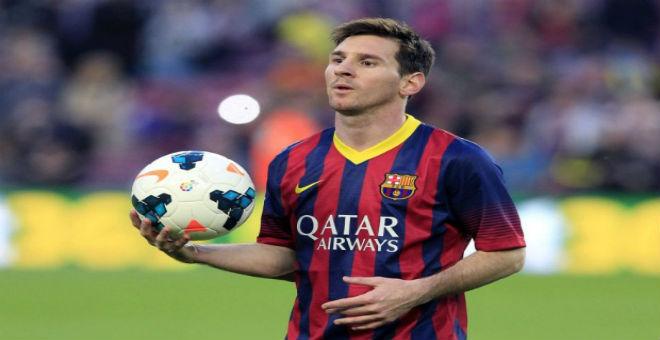 ميسي سيعود لبرشلونة قبل مباراة الكلاسيكو