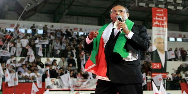 Marzouki Gaza