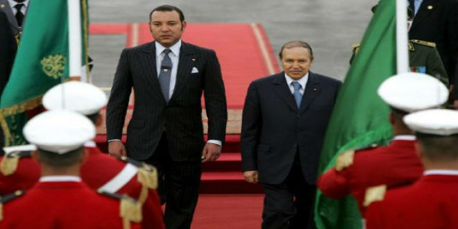 Roi M6 & Bouteflika