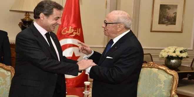 Sarkozy & Essebsi