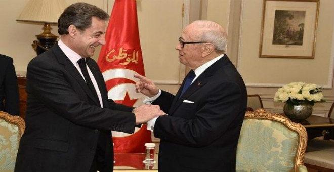 ساركوزي يزور تونس نهاية الأسبوع..ويلتقي السبسي والصيد