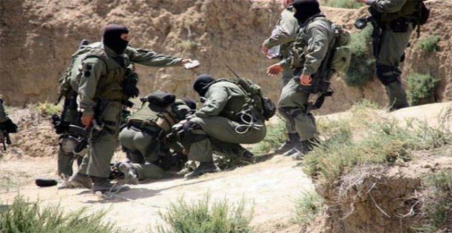 تونس: إصابة 3 جنود بعد انفجار لغم بجبل سمامة