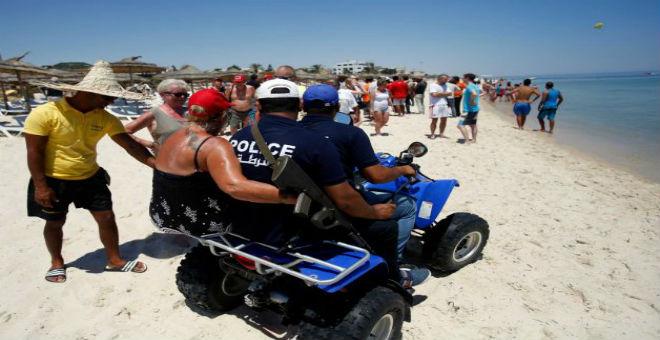 تعزيز الحضور الأمني بالشواطئ التونسية