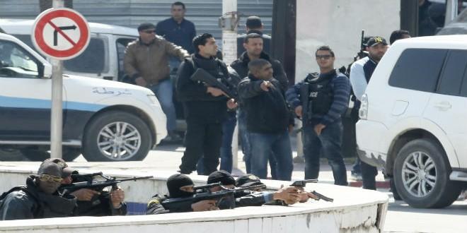 وحدات مكافحة الإرهاب التونسية (أرشيف)