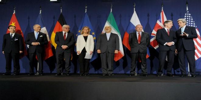 الاتفاق النووي شكل خطوة لرفع العقوبات عن إيران