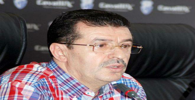 رئيس المغرب التطواني يهدد بالاستقالة من الفريق