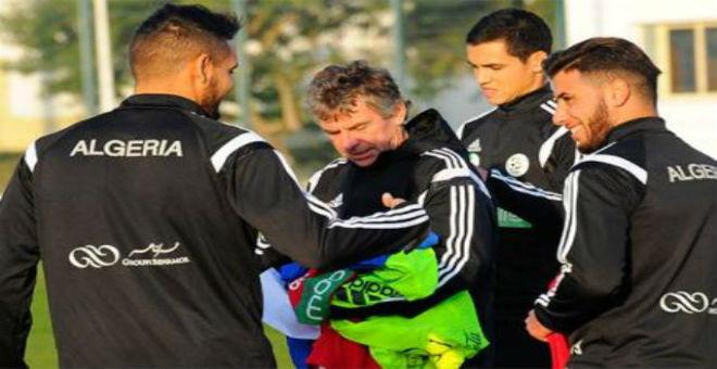غوركوف في مشكلة بسبب وضعية محترفين جزائريين