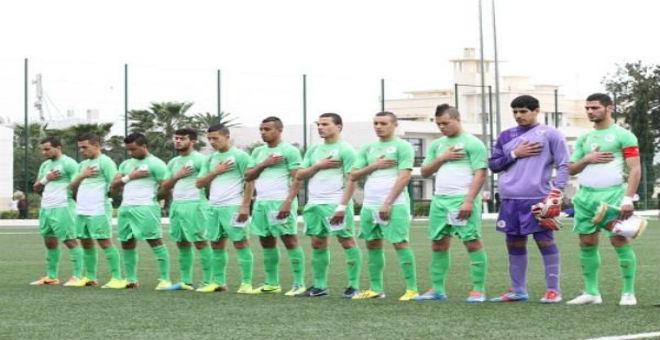 الأولمبي الجزائري يفوز على منتخب سيراليون