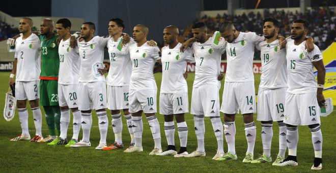 منتخب الجزائر يتفوق قاريا وعربيا في تصنيف الفيفا