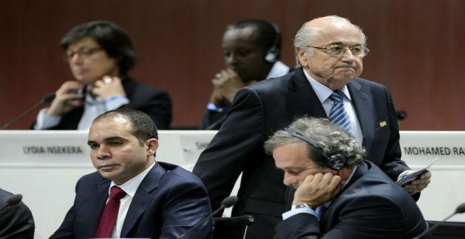 الأمير علي يفضح مؤامرة بلاتيني لأجل رئاسة الفيفا