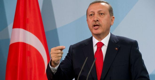 أردوغان: مرسي الرئيس الشرعي لمصر