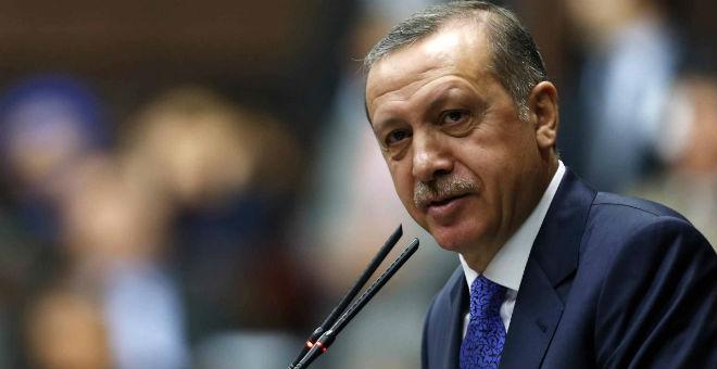 أردوغان في حضرة ميركل: الإسلام هو السلام وربطه بالإرهاب يزعجنا