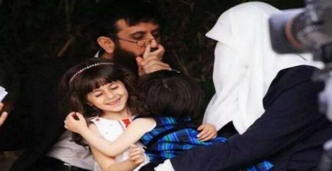 إطلاق سراح الأسير الفلسطيني عدنان خضر