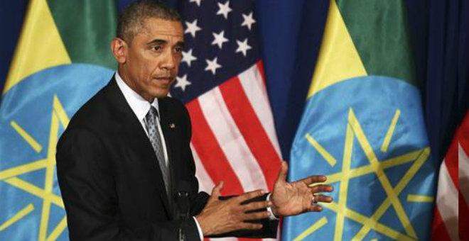 اوباما في أديس ابابا: الفساد في إفريقيا يبتلع مليارات الدولارات