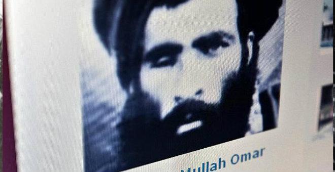 الملا محمد عمر زعيم طالبان