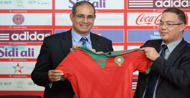 مابيدي يعزز صفوف فريق المغرب التطواني