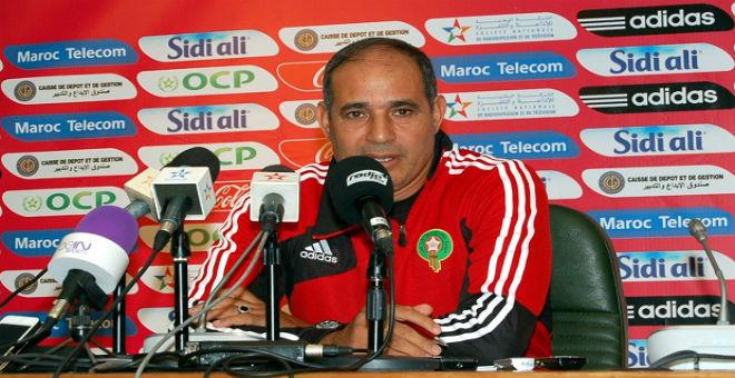 المنتخب المغربي يجري مباراة ودية في أكتوبر المقبل