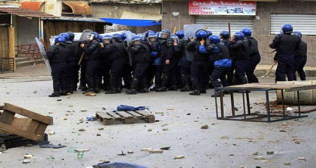 أعمال العنف بغرب تيبازة تهدد بانفلات الوضع من أيدي السلطات