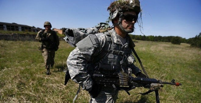 أمريكا تعزز تواجدها العسكري في دول البلطيق