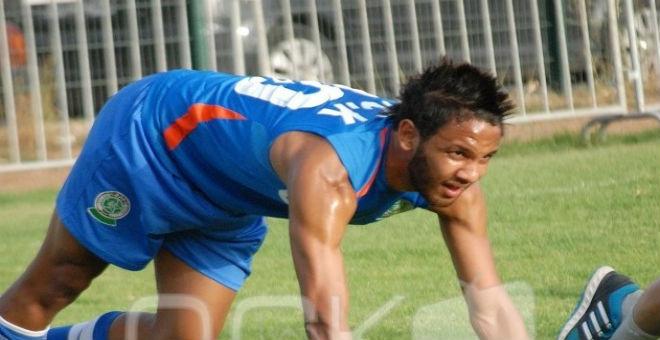 عثمان بناي يتعاقد مع فريق أولمبيك خريبكة