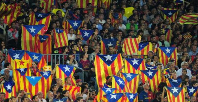 عقوبات صارمة من الويفا تهدد جماهير برشلونة