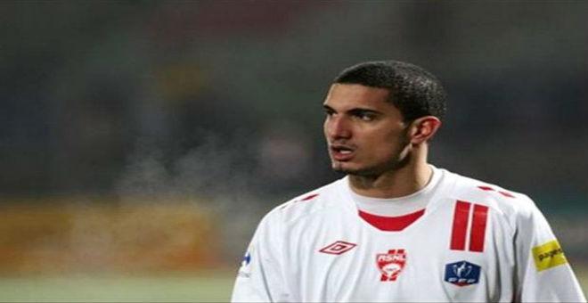 كريتيان بصير في مفكرة المغرب التطواني
