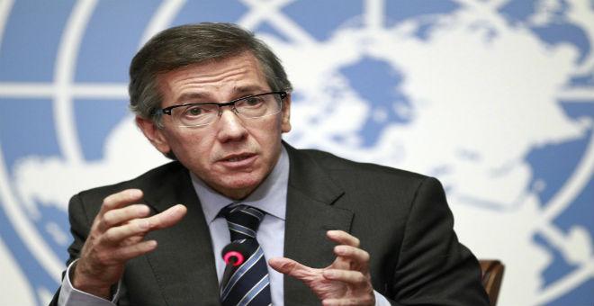 ليون غاضب من معرقلي السلام في ليبيا ويحذرهم من